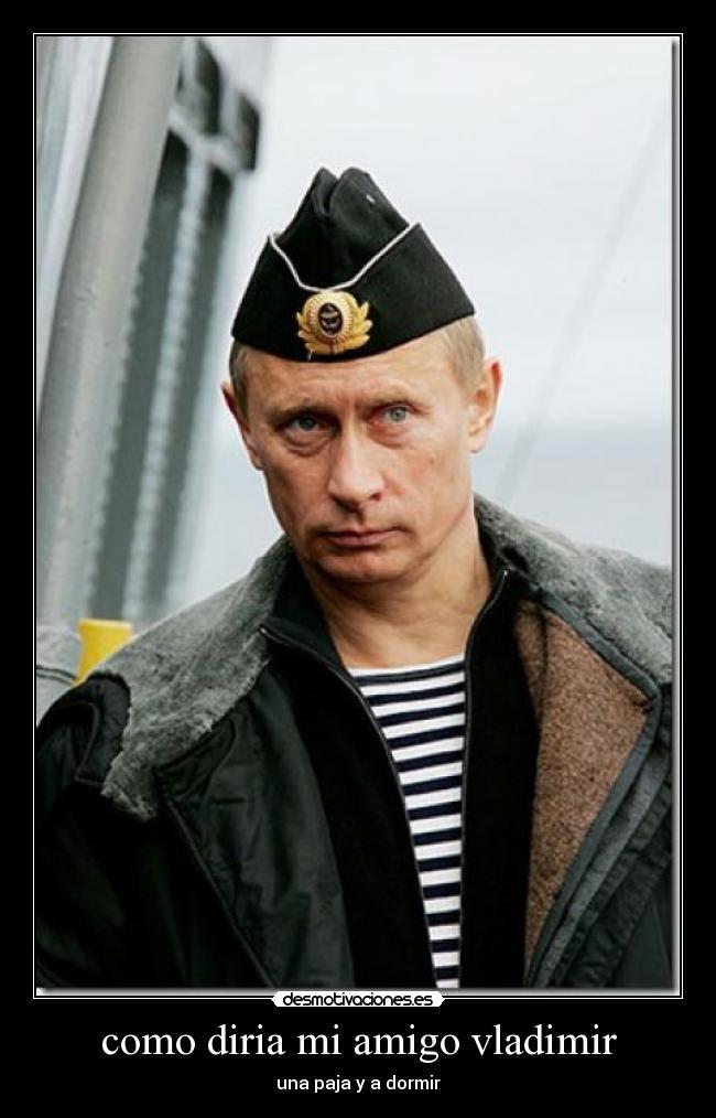 Dichos rusos el ruso